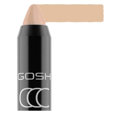 Imagem 5 do produto Contorno e Iluminador Facial Gosh Copenhagen - CCC Stick - Contour, Cover & Conceal - Medium