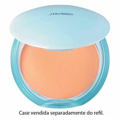 Matifying Compact Oil-Free Refil Shiseido - Pó Compacto - 20 - Light Beige