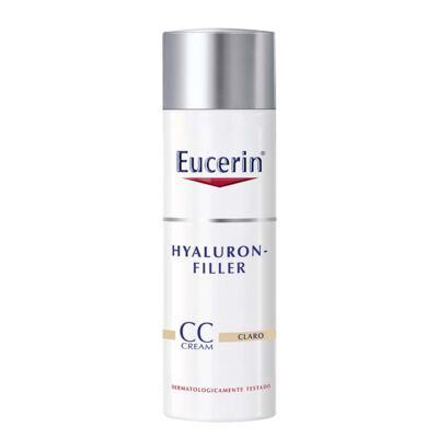 Imagem 1 do produto CC Cream Eucerin Hyaluron-Filler FPS15 Claro 50ml