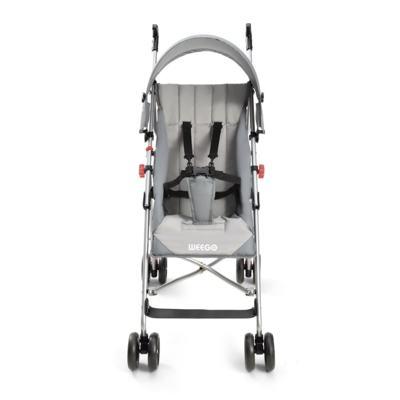 Imagem 2 do produto Carrinho de Bebê Guarda-chuva Weego Way Cinza