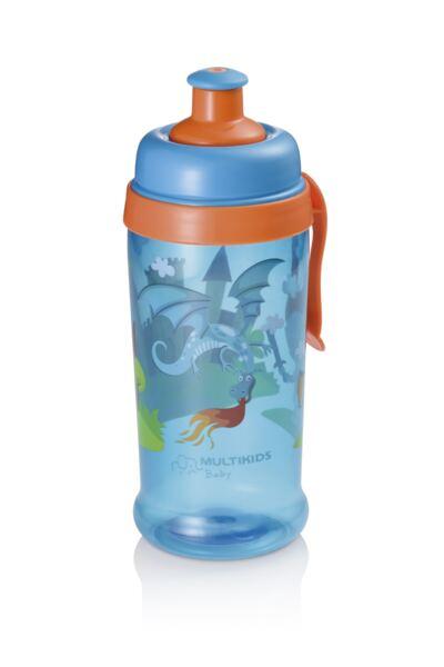 Imagem 2 do produto Copo Squeeze Grow Azul 36m+ Multikids Baby - BB031