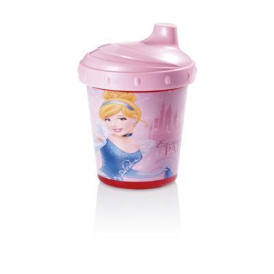 Imagem 1 do produto Copo com Bico Rígido Princesas Multikids Baby - BB081 -