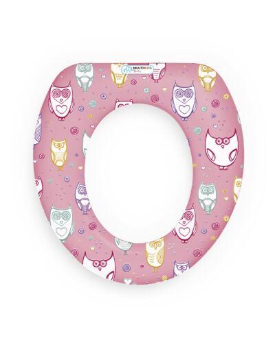 Imagem 1 do produto Redutor para Vaso Sanitário Soft Seat Menina Multikids Baby - BB213