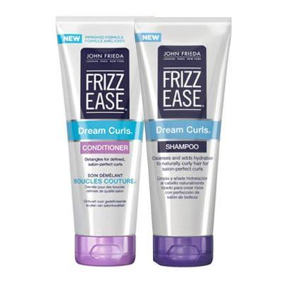 Kit Shampoo + Condicionador John Frieda Frizz-Ease Dream Curls - Kit