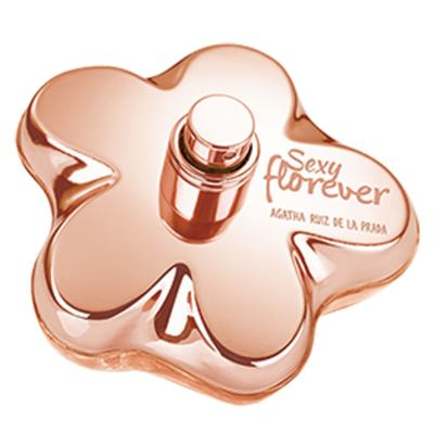 Sexy Florever Agatha Ruiz de La Prada - Perfume Feminino - Eau de Toilette - 80ml