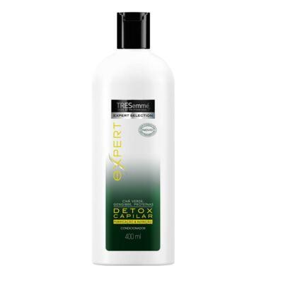 Imagem 3 do produto Kit Tresemmé Expert Detox Capilar Shampoo 400ml + Condicionador 400ml + Creme De Tratamento 400g + Creme De Pentear 300ml
