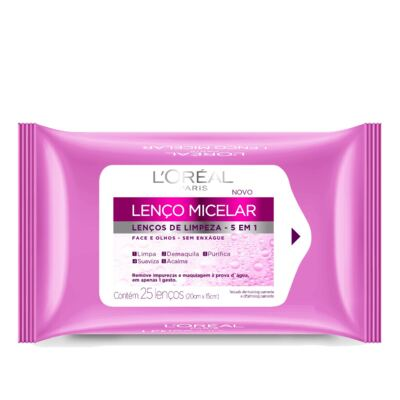 Imagem 3 do produto Kit L'oréal Creme Antissinais Idade Expert 35+ 40ml + Lenço De Limpeza Micelar 25 Unidades