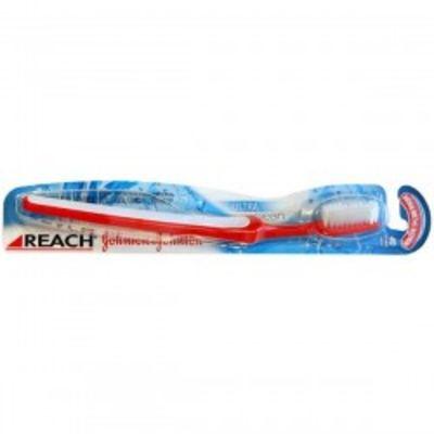 Escova Dental Johnson's Reach Ultra Clean Média