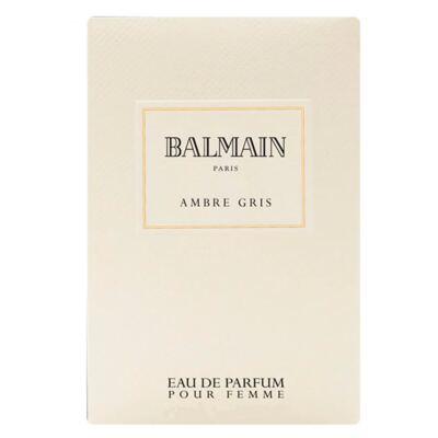 Imagem 2 do produto Ambre Gris Balmain Paris - Perfume Feminino - Eau de Parfum - 75ml