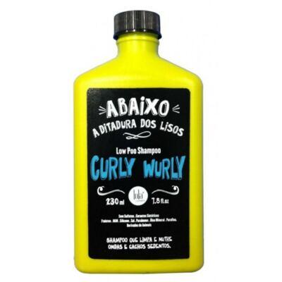 Imagem 1 do produto Shampoo Lola Curly Wurly Low Poo 250ml