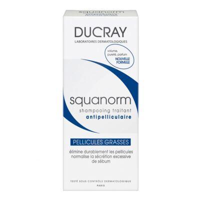 Imagem 1 do produto Shampoo Anticaspa Ducray Squanorm 200ml