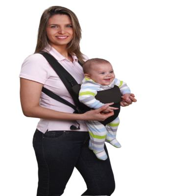 Imagem 4 do produto Canguru para Bebê Baby Safe (Preto) Multikids Baby - BB014