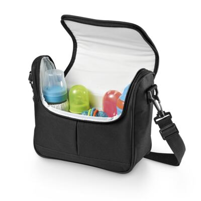 Imagem 2 do produto Bolsa Térmica Cooler Bag Preta Multikids Baby - BB027