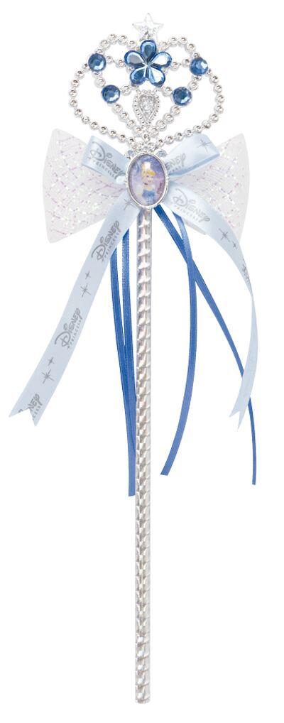 Imagem 2 do produto Acessórios Princesas Cinderella - Sapatilhas, Coroa e Varinha - BR637