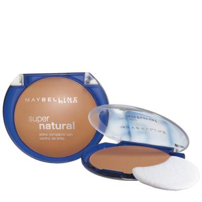 Imagem 1 do produto Super Natural Maybelline - Pó Compacto - 03 Natural