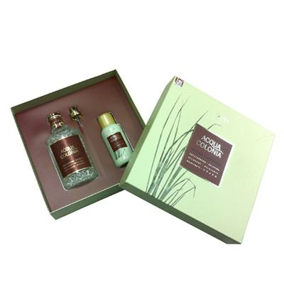 Acqua Colonia Vetyver & Bergamot 4711 - Unissex - Eau de Cologne - Perfume + Gel de Banho - Kit