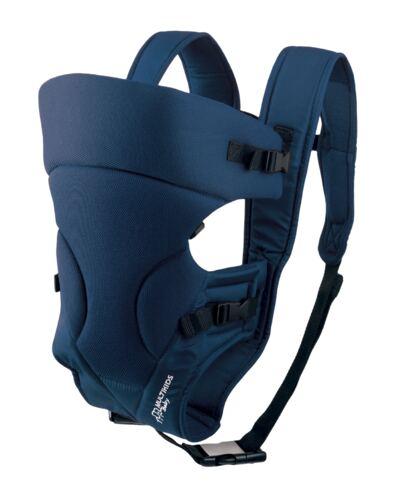 Imagem 1 do produto Canguru para Bebê Baby Safe (Azul) Multikids Baby - BB004