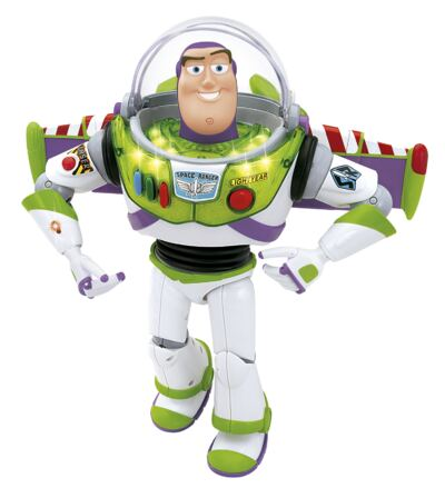 Toy Story Buzz Lightyear - BR690