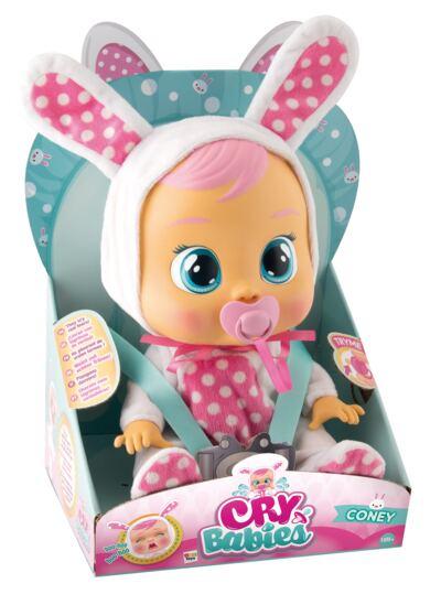 Imagem 3 do produto Boneca Cry Babies Coney - BR528