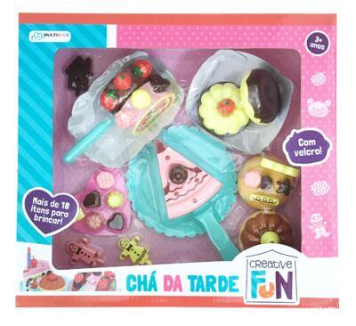Imagem 1 do produto Creative Fun Chá Da Tarde - BR642
