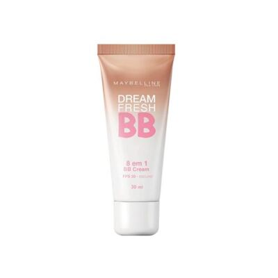Dream Fresh BB Cream 30ml Maybelline - Base Facial - Escuro