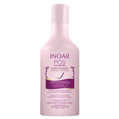 Imagem 3 do produto Kit Shampoo + Condicionador + Leave In Inoar Pós Progress - Kit