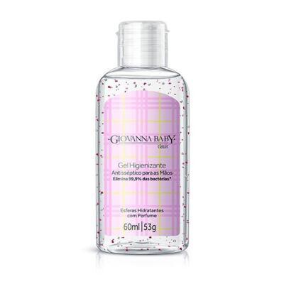 Imagem 1 do produto Gel Higienizante Giovanna Baby Clássico 60g