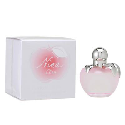 Imagem 1 do produto Nina L'eau Nina Ricci - Perfume Feminino - Eau de Toilette - 80ml