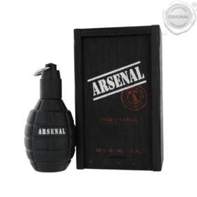 Arsenal Black Homme EDP Gilles Cantuel - Perfume Masculino - Arsenal Black Homme EDP Gilles Cantuel - Perfume Masculino - 100ml