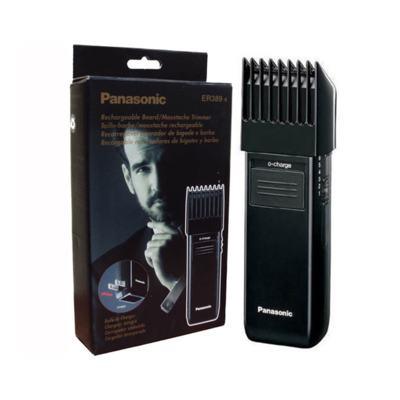Barbeador e Máquina de Aparar Barba PANASONIC Preta Sem Fio Profissional - Barbeador e Máquina de Aparar Barba PANASONIC Preta Sem Fio Profissional - 110v