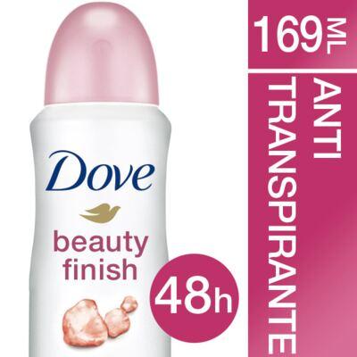 Desodorante Dove Aerosol Beauty Finish Feminino 100g