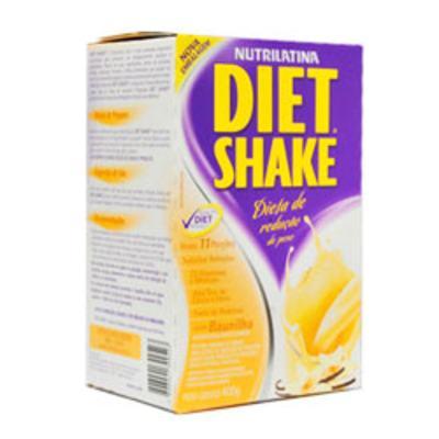 Diet Shake Nutrilatina Baunilha 400g
