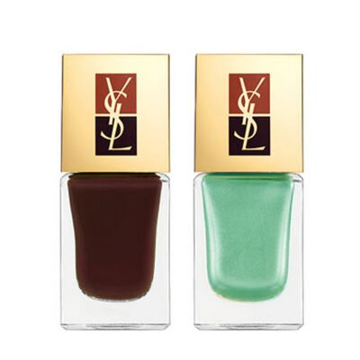 Imagem 1 do produto Manucure Couture Duo Yves Saint Laurent - Duo de Esmaltes - 08