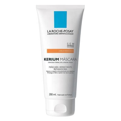 Imagem 2 do produto Máscara Hidratante Capilar Kerium - Cabelos Ressecados   200ml