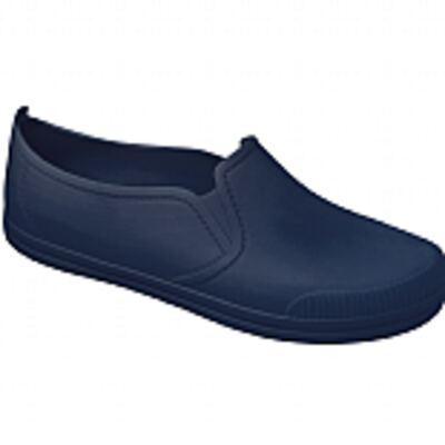 Sapato Masculino Náutico Azul Boa Onda - 37