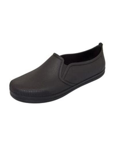 Imagem 1 do produto Sapato Masculino Náutico Preto Boa Onda - 39