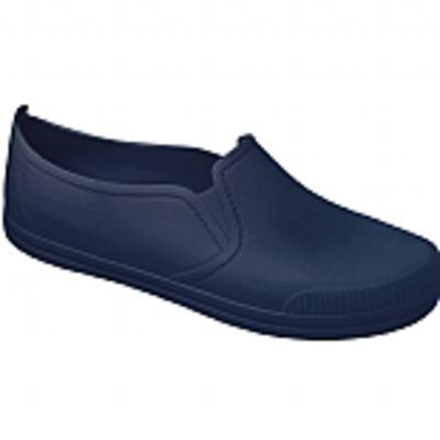 Imagem 1 do produto Sapato Masculino Náutico Azul Boa Onda - 43