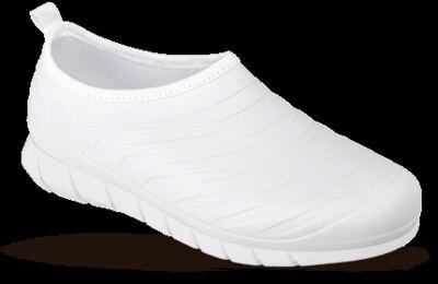 Imagem 1 do produto Sapato Profissional Oxy 2 Branco Boa Onda - 39
