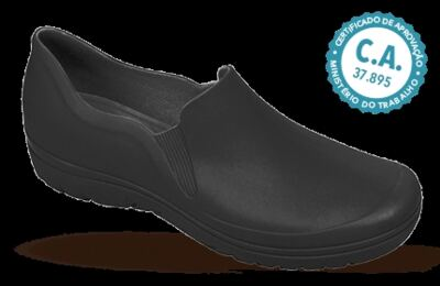 Imagem 1 do produto Sapato Profissional Masculino Enzo Preto Boa Onda - 39