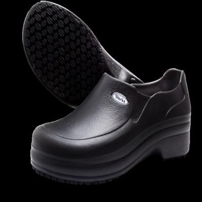 Imagem 1 do produto Sapato Profissional Babuch BB65 Preto Soft Works - 38