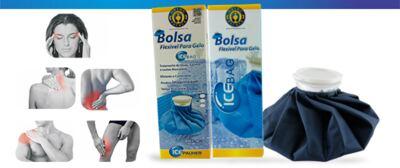 Imagem 1 do produto BOLSA FLEXIVEL PARA GELO AC70 ORTHO PAUHER - Grande