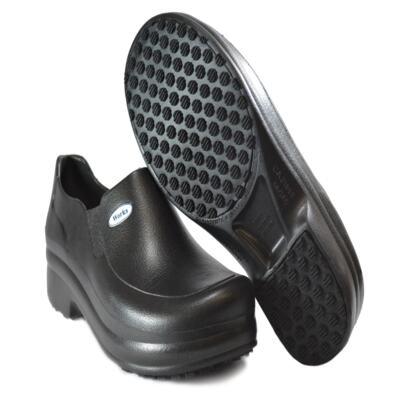Imagem 2 do produto Sapato Profissional Babuch BB65 Preto Soft Works - 37