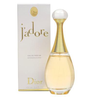J'Adore De Christian Dior Eau De Parfum Feminino - 100 ml