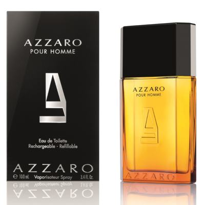 Imagem 3 do produto Azzaro Pour Homme Azzaro - Perfume Masculino - Eau de Toilette - 100ml