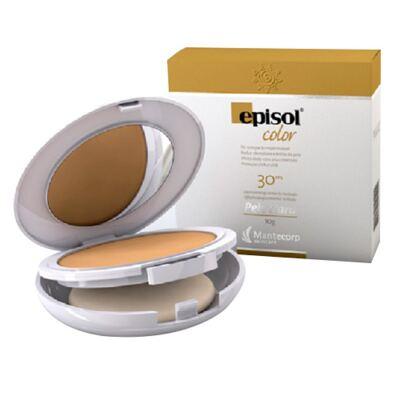 Imagem 1 do produto Episol Color Pó Compacto Fps 30 Cor Clara 10g