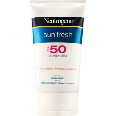 Imagem 1 do produto Protetor Solar Neutrogena Sun Fresh - Fps50 | 120ml