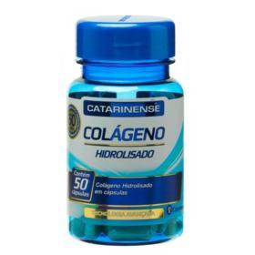 Colageno Hidrolisado Catarinense - 50 capsulas