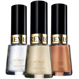 Revlon Nail Enamel Esmalte 14,7ml - Revlon Nail Enamel Esmalte 14,7ml - 925 Gold Coin