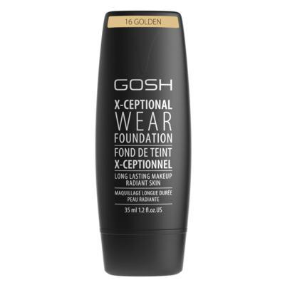 Imagem 2 do produto Base Facial Gosh Copenhagen - X-ceptional Wear Foundation - Golden