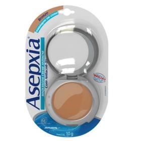Maquiagem Creme Facial Asepxia Antiacne cor Bege 10g